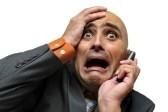 Peur téléphone