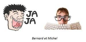 Bernard et Michel