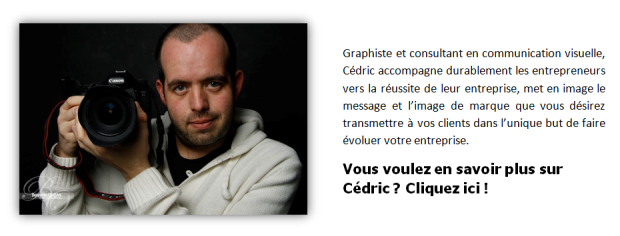Signature Cédric DEBACQ